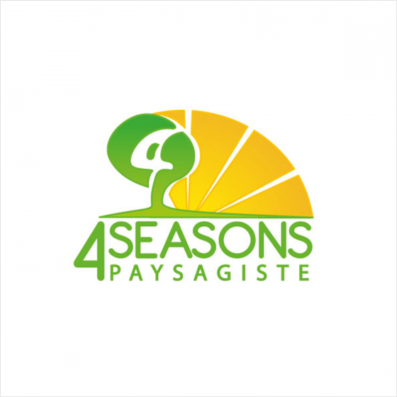 Logo 4 seasons paysagiste