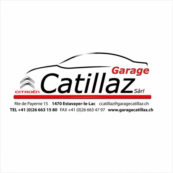 Logo garage Catillaz
